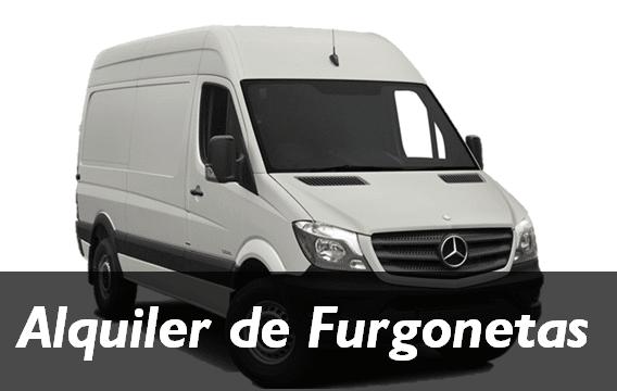 alquiler de furgonetas Barcelona